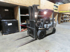 2005 Nissan Mug1F2A30Lv 5,200 lbs Warehouse/Industrial Forklift Lp bidadoo