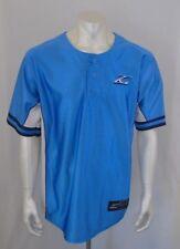 -Zero Casualties Men's Medium  Polyester Blue Athletic Pullover Jersey