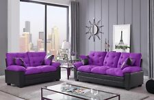 Purple Sofa Sets Ebay