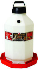 Miller Little Giant 7 Gallon Plastic Poultry Waterer Fount Ppf7 The Best