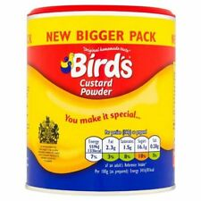6x Bird's Custard Powder 350g