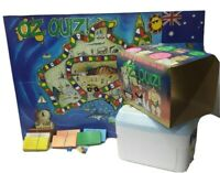 Oz Quiz 2000 Board Game Collectable Vintage Boardgame Australiana w/ Eski