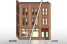 Licht Diffusing Fenster Folie - Woodland Scenics JP5715 - Oo Anzeige