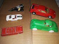 Vintage toy Lesney/hotwheels/tootsie toys  lot of 5 rare vintage Cars