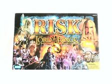 Risk Lord of the Rings Trilogy Edition Complete w/ Ring