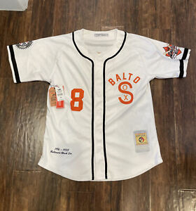 Baltimore Black Sox Negro League 1933 Authentic BASEBALL JERSEY Size Medium $100