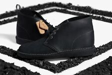 END x Clarks Originals Desert Coal Black Diamonds Black Combi 8