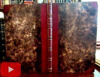 Robert the Devil le Diable 1836 rare book 14th century manuscript miracles