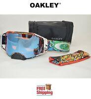 OAKLEY® AIRBRAKE™ PRIZM™ GOGGLES MX MOTOCROSS JEFFREY HERLINGS + NOSE OO7046-53