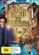 Night At The Museum / Night At The Museum 2 (DVD, 2012)
