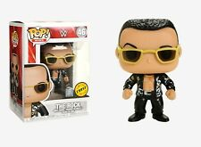 Funko Pop Wwe: The Rock Chase Limited Edition #24824