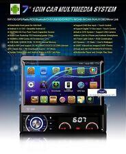 RADIO DVD UNIVERSAL 1 DIN HD  ANDROID 4.4.4 GPS  WIFI  3G  IPOD  BLUETOOTH