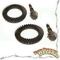 4.88 Ratio crownwheel and pinion FRONTand REAR gears for GQ GU Patrol H233b