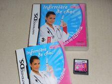 Jeu Nintendo ds La vie d'Emma infirmière de choc