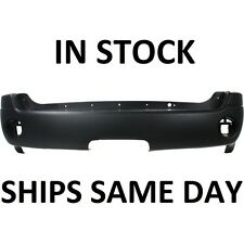 NEW Primered Rear Bumper Cover Replacement for 2002-2009 GMC Envoy SUV 12335703