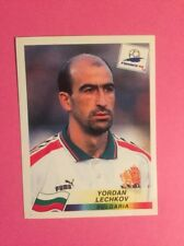 FRANCE 98 PANINI World Cup Panini 1998 - Lechov Bulgaria N.291