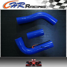 Blue for Toyota Hilux LN106/111/107/130 3.0L Silicone radiator hose kit