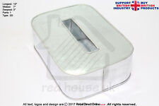 """Number Cake Baking Tin Straight Corner 