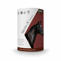 Verm-X Herbal Natural Pellets For Horses & Ponies - 750 GM TUBE