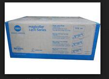 Konica Minolta Toner kit, Yellow/Magenta/Cyan - 3-pack 1710595-002 (Genuine-New)