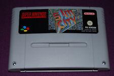 SIMCITY SIM CITY - EAD/Nintendo - Jeu Gestion Super Nintendo SNES NOE/SFRG