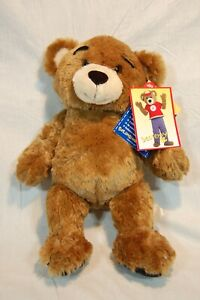 """Build A Bear Workshop BABW 15"""" Bearamy Bear Soft Excellent Condition w/ tags"""