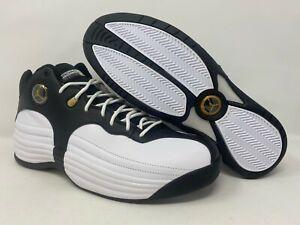 Jordan Jumpman Team I Basketball Shoes Size 9-13 White Black Gold CZ9171 101 New
