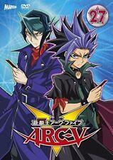 YU-GI-OH! ARC-V TURN-27-JAPAN DVD O23