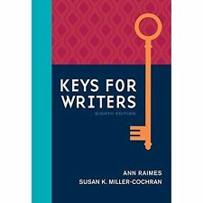 Keys for Writers by Ann Raimes, Susan K. Miller-Cochran (Spiral bound, 2016)