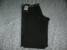 BNWT MENS UNDER ARMOUR HEATGEAR COMPRESSION LEGGINGS GYM RUNNING XL BLACK
