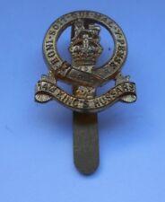 14th kings  Hussars    cap badge