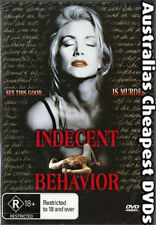 Indecent Behavior DVD NEW, FREE POSTAGE WITHIN AUSTRALIA REGION ALL