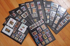 Christmas Stamps collection 200+ Religion Christianity Holy Mother Angel Vintage
