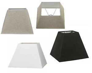 TABLE FABRIC SQUARE CEILING PENDANT & LAMP SHADE