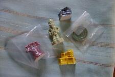 Wade Figurines, lot of 5, Liberty Bell,Tea Boxes,Compass, Leprechaun,Graduation