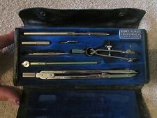 Vintage Dietzgen National Drawing Instruments - Made in the USA (CA 13)