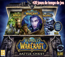 WOW Battlechest World of Warcraft - Battlenet Blizzard PC Code de téléchargement