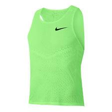 Nike AeroSwift Tanktop Singlet Laufoberteil Running Shirt - Gr. XL   AQ5247-315