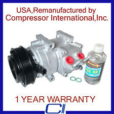 2011-2013 Fiesta OEM Reman A/C Compressor
