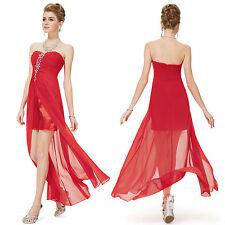 Party Asymmetric Hem Dresses for Women