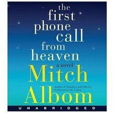 The First Phone Call from Heaven by Mitch Albom (2013, CD, Unabridged)