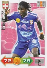 ERIC TIE BI IVORY COAST EVIAN THONON GAILLARD.FC ETG CARD PANINI ADRENALYN 2012