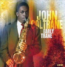 Early Trane by John Coltrane (CD, Jan-2008, 4 Discs, Proper Box (UK))