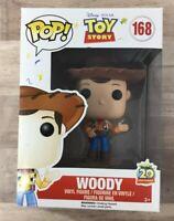 Funko Pop Woody #168 Disney Toy Story 20th Anniversary Pixar Vinyl Figure B02