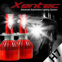 XENTEC LED HID Headlight Conversion kit H7 6000K for Audi allroad 2013-2014