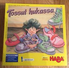 Haba 5666 - Tossut Hukassa - Shoe Be Do Game