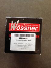 Wossner piston kit oversize +2.00 mm 87.93 mm Kawasaki KX500 1988-2004