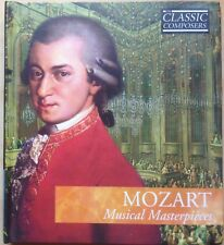 Mozart Musical Masterpieces. Classic Composers CD & Booklet. 2003