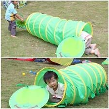 Folding Children's Play Animal Tunnel Tent Outdoor Playgrounds For Kids Cabin