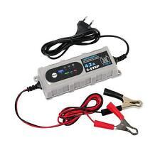 Amperomatic, caricabatteria intelligente, 6/12V - 0,8/4,2A LAMPA 70179